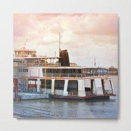 Sen. Alvin T. Stumpf (ferry)   Metal Print