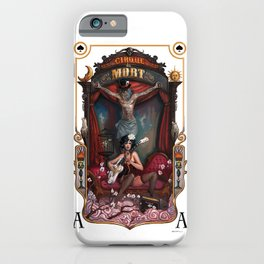 Cirque du Mort iPhone Case