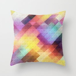 Pattern 8 Throw Pillow