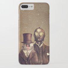 Victorian Robots  iPhone 7 Plus Slim Case