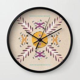 Indios Dance Wall Clock