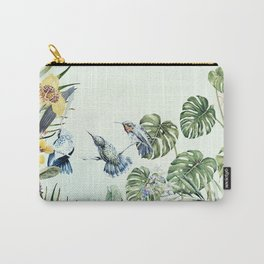 Birds in the paradise of the jungle I Carry-All Pouch