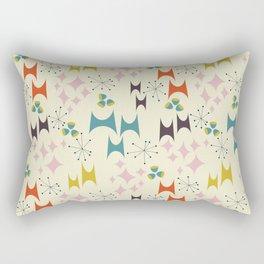 Deviled Starbursts Rectangular Pillow