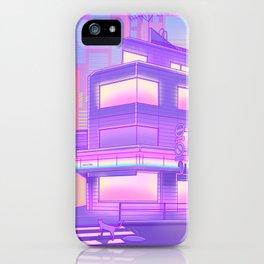 Konbini Nights iPhone Case