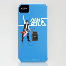 Han's Solo iPhone (4, 4s) Slim Case