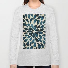 Petal Burst #5 Long Sleeve T-shirt
