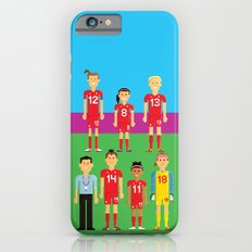 Pixel Players Canada iPhone 6s Slim Case