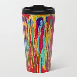 Rainbow Frequency Travel Mug