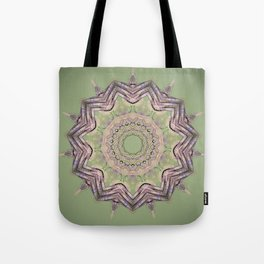 Green and great Kaleid by LH Tote Bag