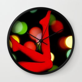 Nocturnal Animals Wall Clock