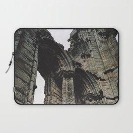 Whitby Abbey Gothic Laptop Sleeve
