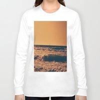 boat Long Sleeve T-shirts featuring boat by Catalina Matei