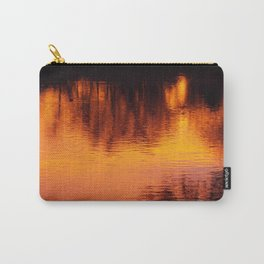 BURNING SUNRISE Carry-All Pouch
