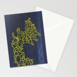 Where Stars Collide Stationery Cards