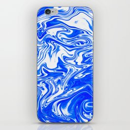 Marbled XX iPhone Skin