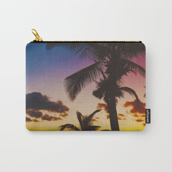 Palm Spring Carry-All Pouch