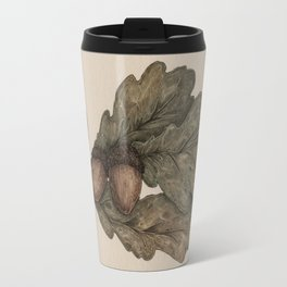 Acorns Travel Mug