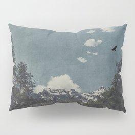 Hike a Mountain! Pillow Sham