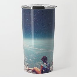 My World Blossomed when I Loved You Travel Mug