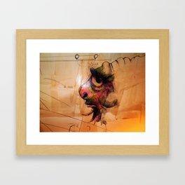 Mino Framed Art Print
