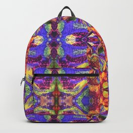 Fireworks Smaller, Brighter Print Backpack
