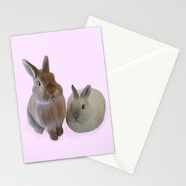 PerfectoBuns Stationery Cards