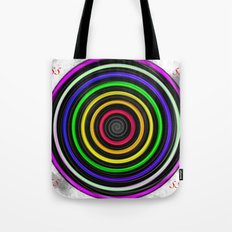 Sacred-Symmetry: Tunnel Of Love  Tote Bag