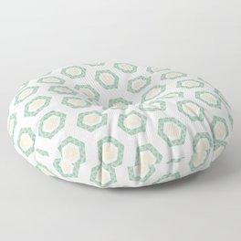 Taj Mahal Pane Floor Pillow