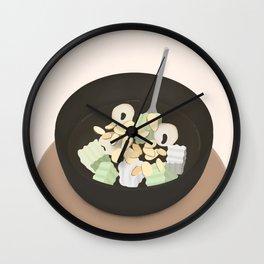 Vietnamese dessert / Chè khúc bạch Wall Clock