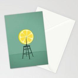 Lemon (Du)Champ Stationery Cards