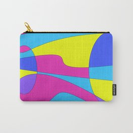 Colors in Sound Neon Carry-All Pouch