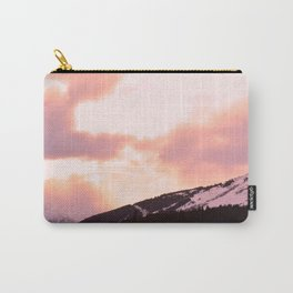 Rose Quartz Turbulence - II Carry-All Pouch