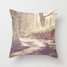 Rudry Lane Throw Pillow