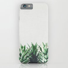 Pineapple Leaves Slim Case iPhone 6s