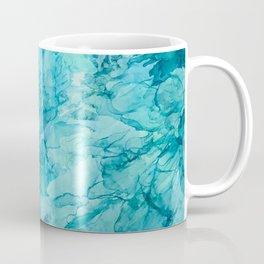 Dreams in Teal Coffee Mug