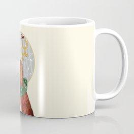 Irish Setter Christmas Coffee Mug
