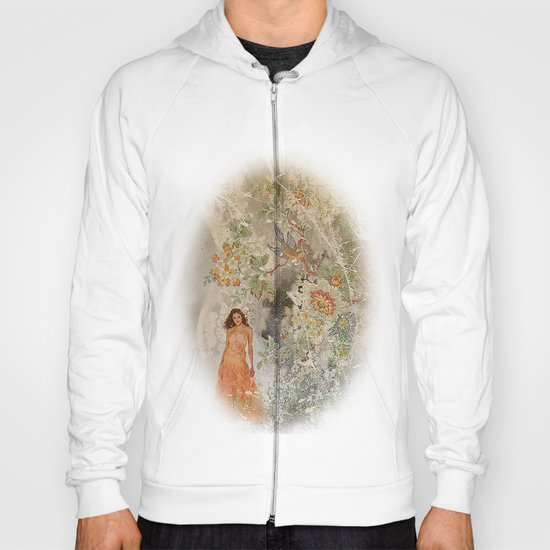 A romantic touch Hoody