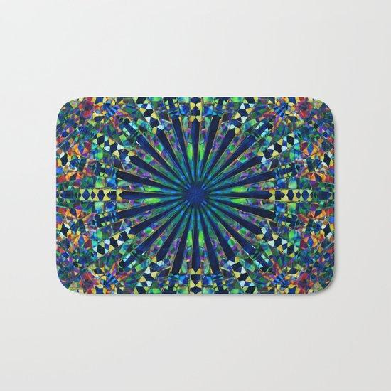 Kaleidoscope Bath Mat