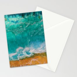 Ocean's Bliss Stationery Cards