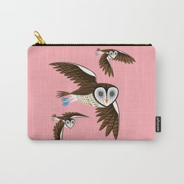 Owls On The Prowl Carry-All Pouch