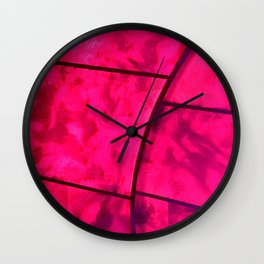 Junctions and Intersections Wall Clock