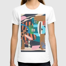 Zebra Skin T-shirt