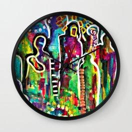 Dauphin Spirit Wall Clock