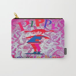 Pippi's World Carry-All Pouch