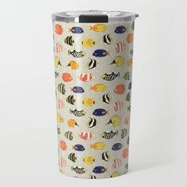 Tropical Reef Fish Travel Mug