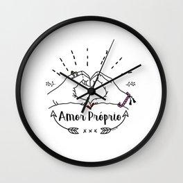 ama quem tu és Wall Clock