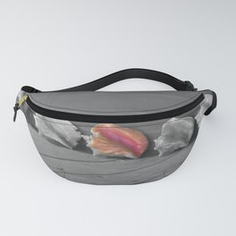 One in Every Crowd: Standout Shell Fanny Pack
