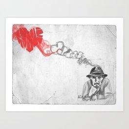 Altman Carver - Short Cuts Art Print