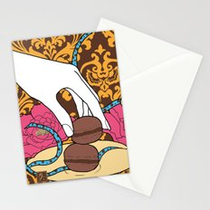 macarons 04 Stationery Cards