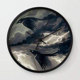 Stormbringers Wall Clock